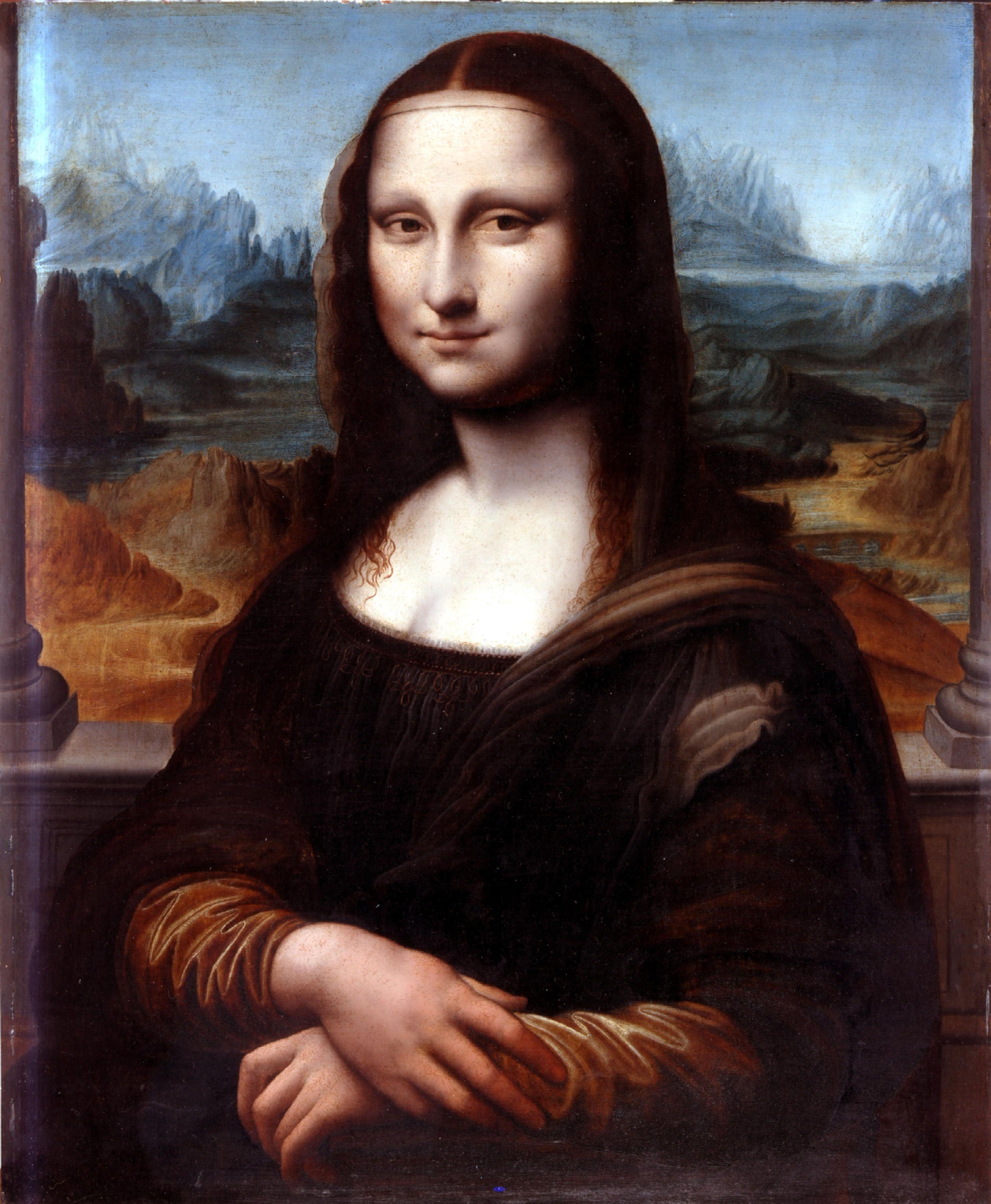 photo Mona Lisa (b. 1922)
