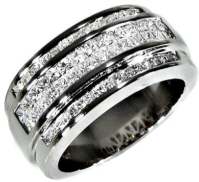 Exceptionnel Google Image Result For Http://engagementringsfor Men.com/wp  · Mens Diamond  Wedding BandsWedding ...