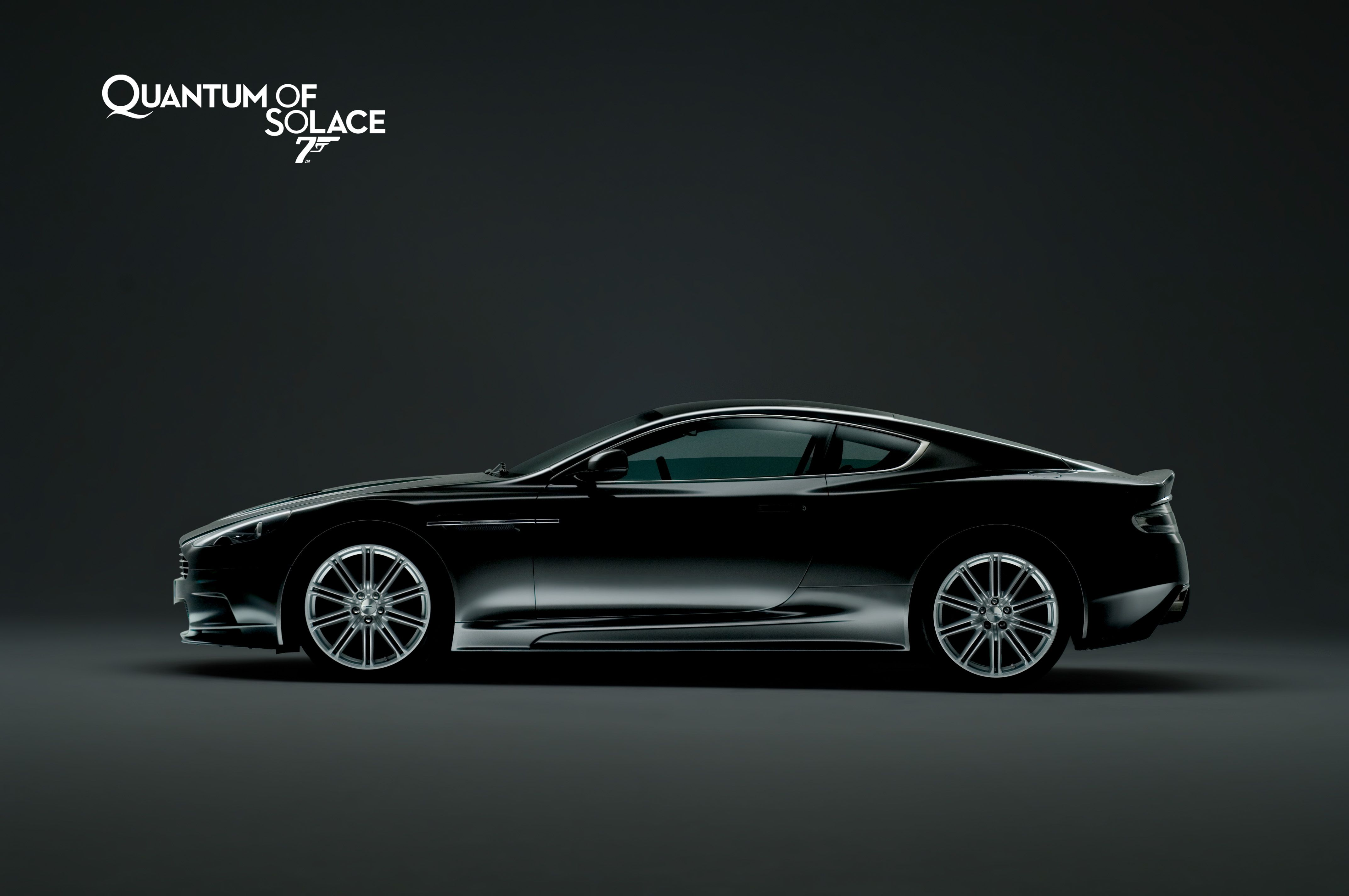 Quantum of Solace - DBS. Learn more at //www.astonmartin.com ...