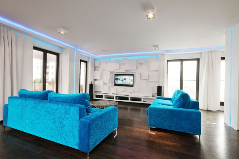 City Center Apartment in Warsaw