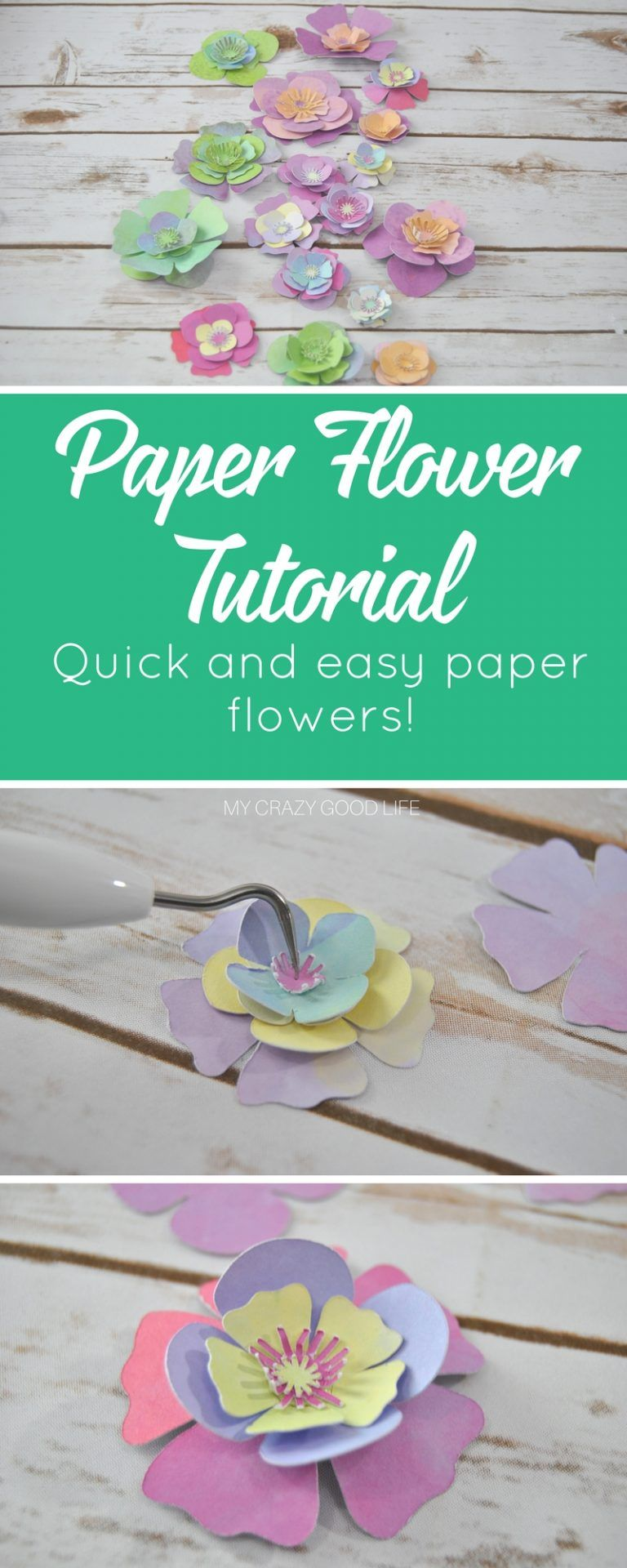 Learning How To Make A Paper Flower Can Be Tricky Luckily These