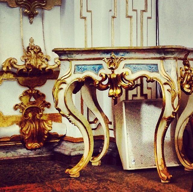 Mobília barroca