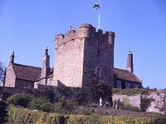 Halton Castle (which is actually a tower, not a castle!)