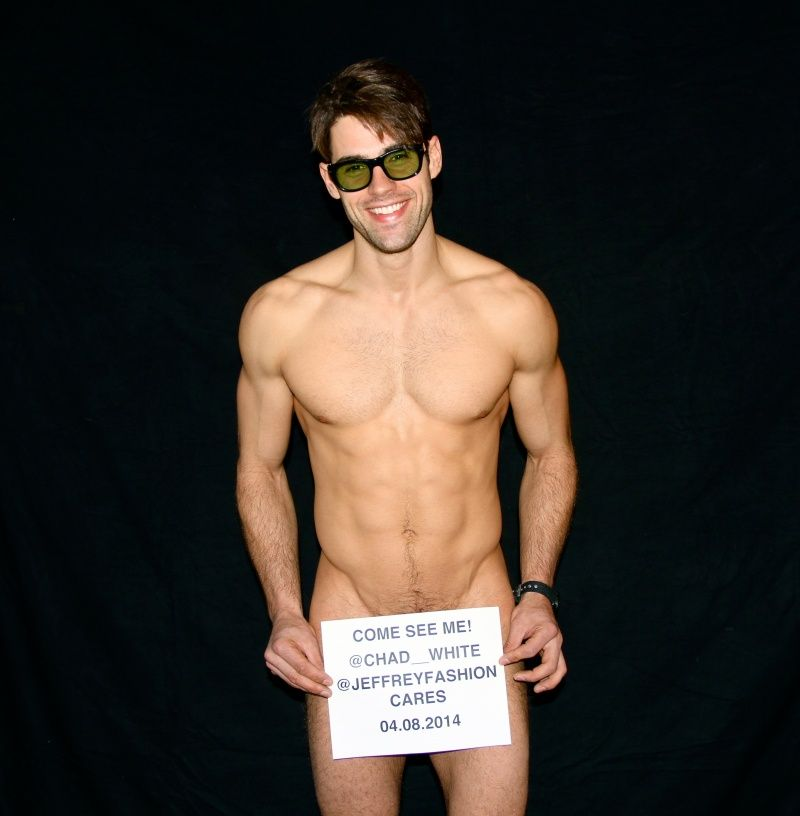 Chad White By Andrew Weir Jeffrey Fashion Cares