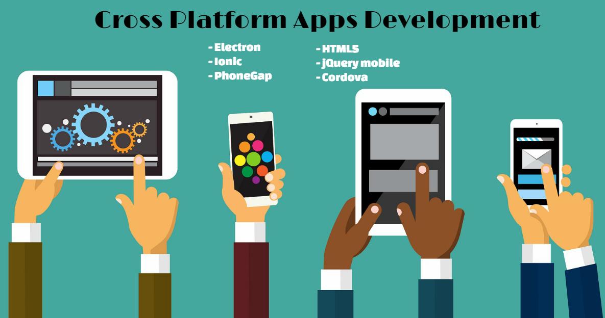 Cross Platform Mobile App Development Company | Cross
