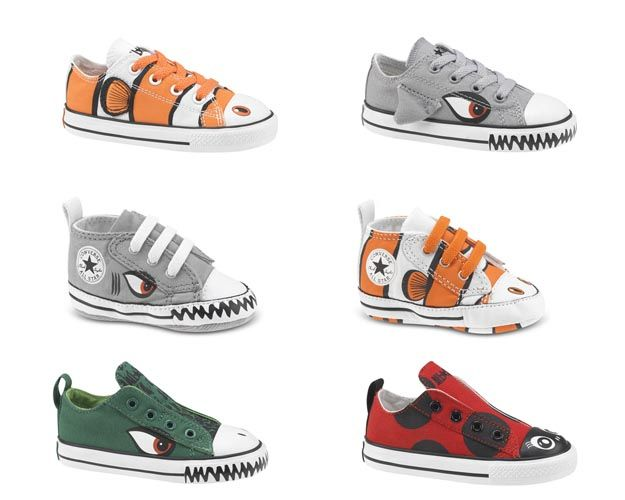 d45313ebde20 Converse Kids  Chuck Taylor All Star Animal Pack Collection