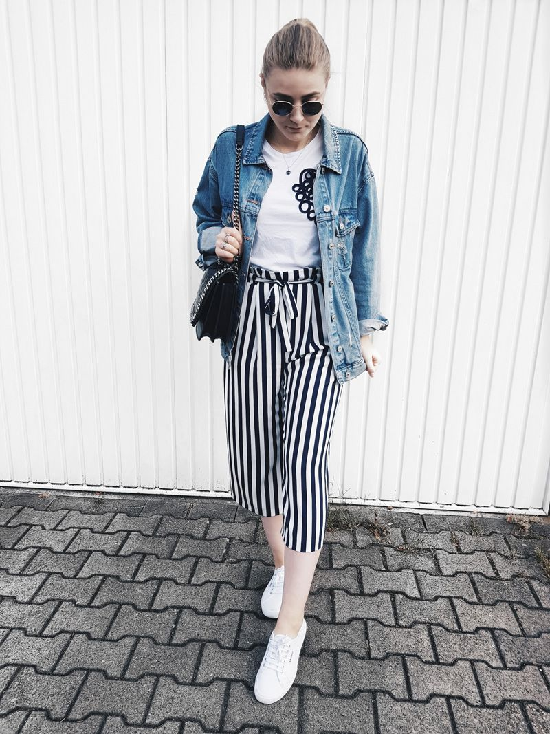 Culotte Sommer Trend