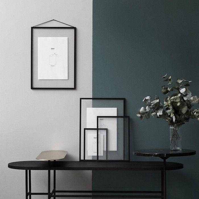Chambre bleu gris couleur peinture chambre idée couleur chambre