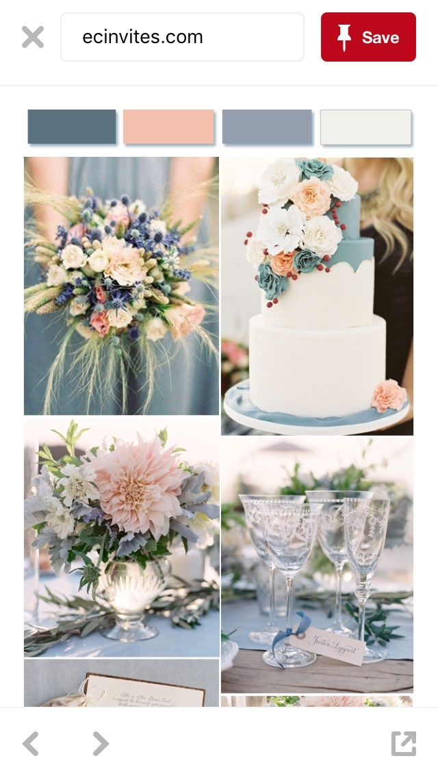 Pin By Barbara Yamamoto On Color Scheme Pinterest Wedding Colors