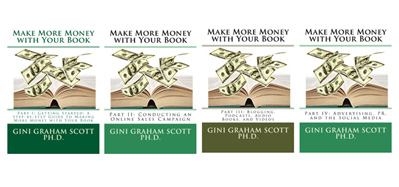 4-Books on How to Make More Money with Your Book