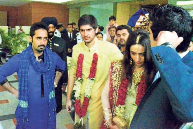 Truth Behind Shahbaz Sharif's Daughter Weds with Indian