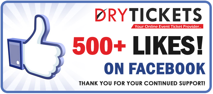 500 Likes Thank You For Your Continued Support Newyear Facebook Likes Online Event Buy Tickets Online Tickets