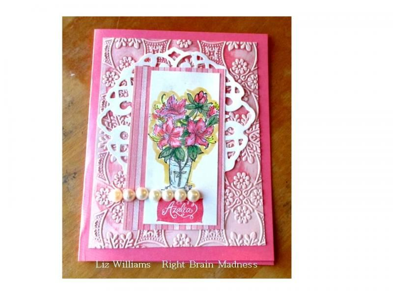 Azaleas SC484 by lazylizard - Cards and Paper Crafts at Splitcoaststampers