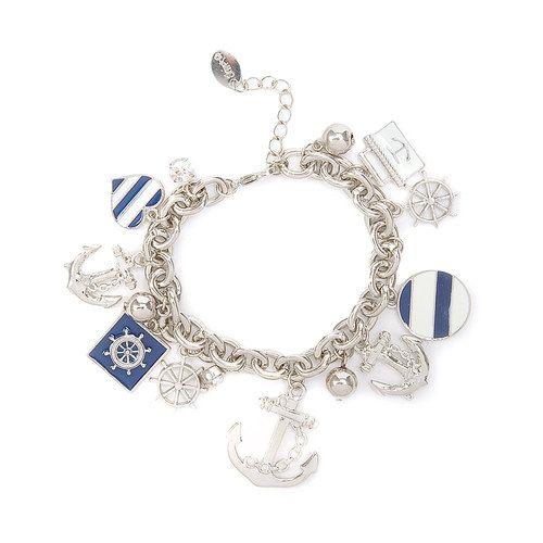 Nautical Charm Bracelet Claire S