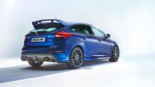 2016 Ford Focus Rs This Is It Ford Focus Ford Focus Rs New