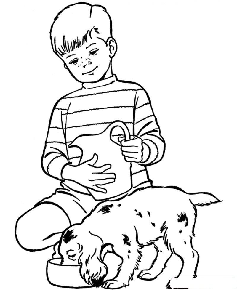 Hayvanları Koruma Günü Boyama Sayfalari 2 Animal Coloring Pages