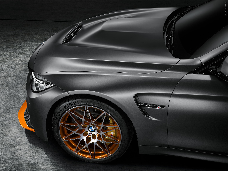 2015 BMW M4 GTS Concept  #2015MY #BMW_F82 #BMW_M4_GTS #Segment_D #German_brands #BMW_M4 #Concept #BMW #Pebble_Beach_2015