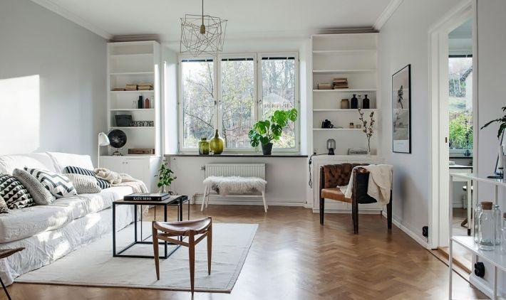 Hem till salu - köp lägenhet i Göteborg Alvhem Mäkleri och - Kuhfell Teppich Wohnzimmer