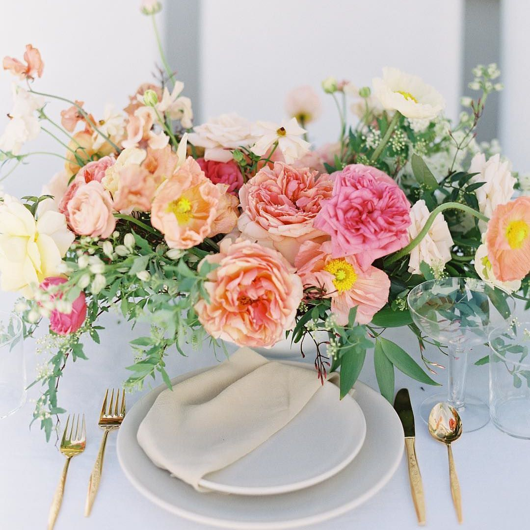 13 Lush Spring Wedding Decorations To Bring To Life Your: A Well-designed Bouquet Arrangement, Made By A True