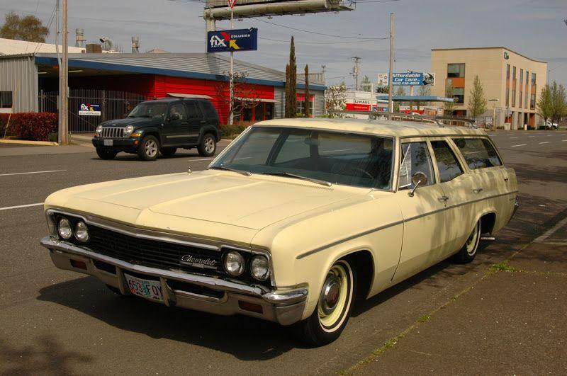 1966 Chevrolet Bel Air Wagon Chevrolet Bel Air Chevrolet