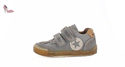 Bleu (Lagune/Kombi 79) Chaussures Bisgaard Casual fille UCH92Ii8R