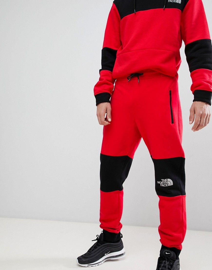 5dcea2904 THE NORTH FACE HIMALAYAN PANT IN RED - RED. #thenorthface #cloth ...