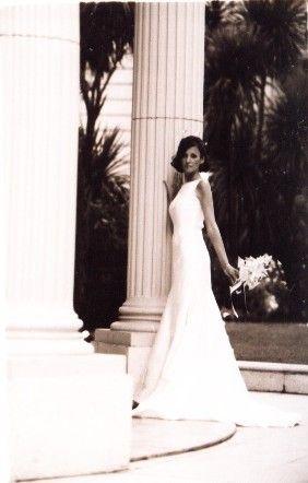 Vestido de Novia Francisco Ayala