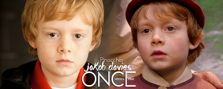 Jakob Davies | Pinocchio | http://www.onceuponatimefrance.fr/personnages-casting/pinocchio | Once Upon A Time