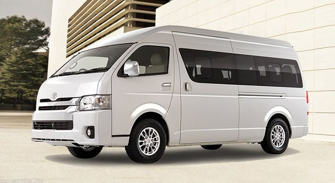 Toyota Hiace Toyota Hiace Toyota Luxury Van