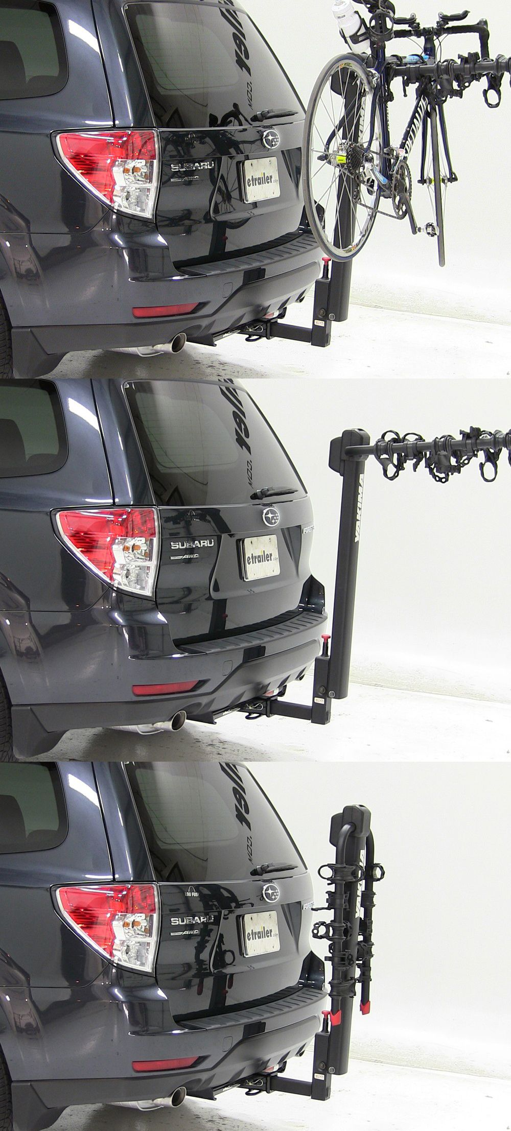 Subaru forester bike rack for 4 bikes transport your bikes to and from the cycling