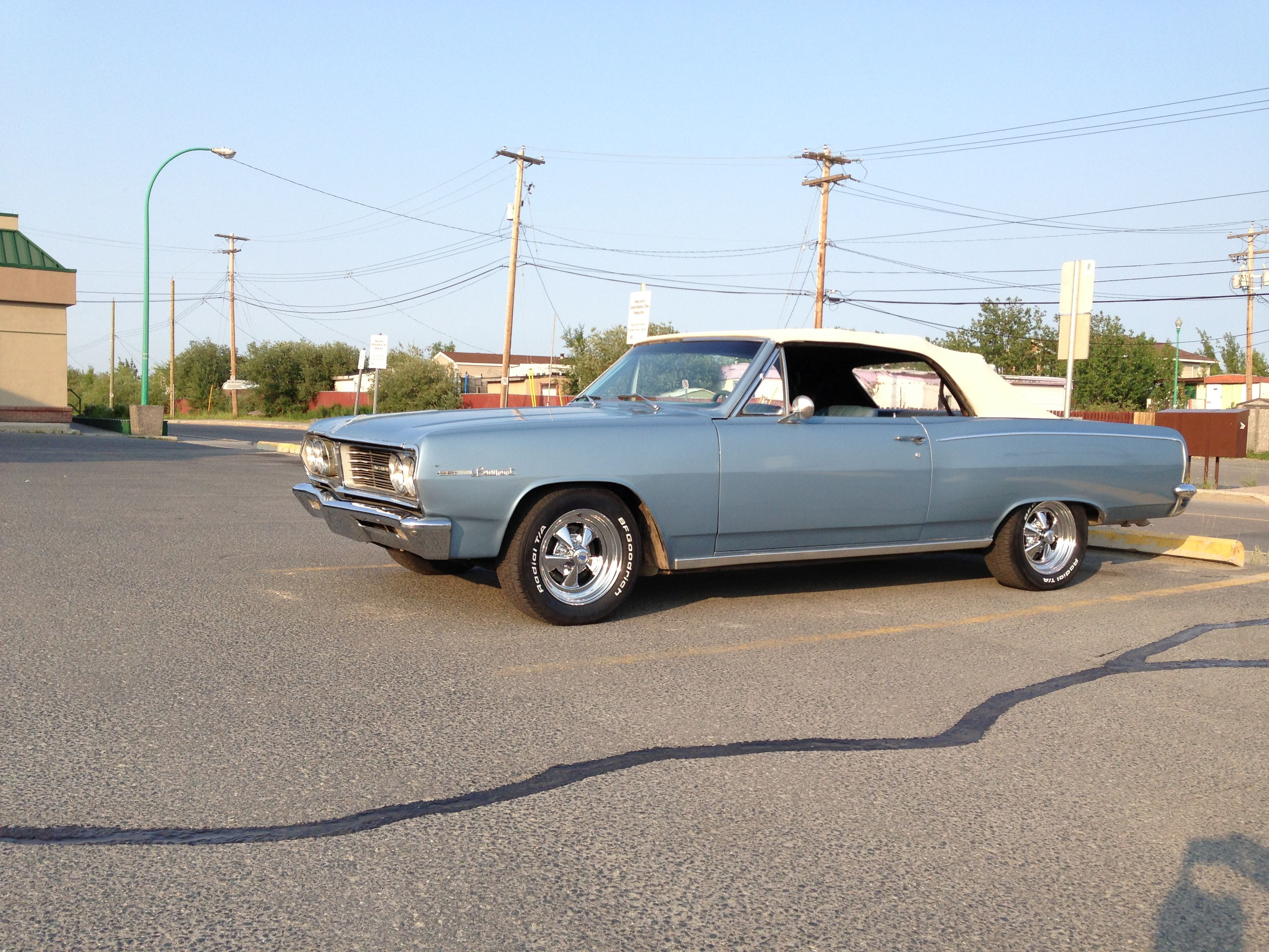 1965 Acadian Beaumont 396 Australian Muscle Cars Chevy Chevelle Chevrolet Chevelle