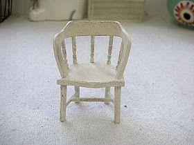 Een stoel om te maken