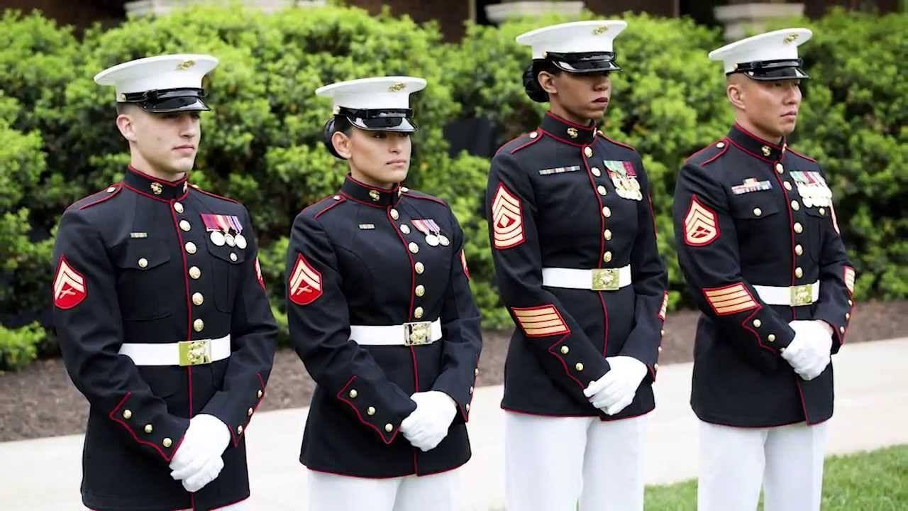 Duffel Blog Marine Dress Female Marines Navy Seals [ 720 x 1280 Pixel ]