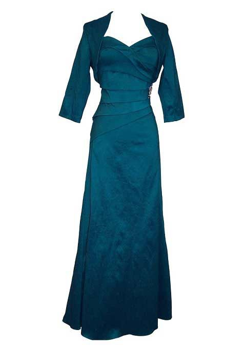 Teal under 100 dollars plus size mother of the bride dresses for curvy women