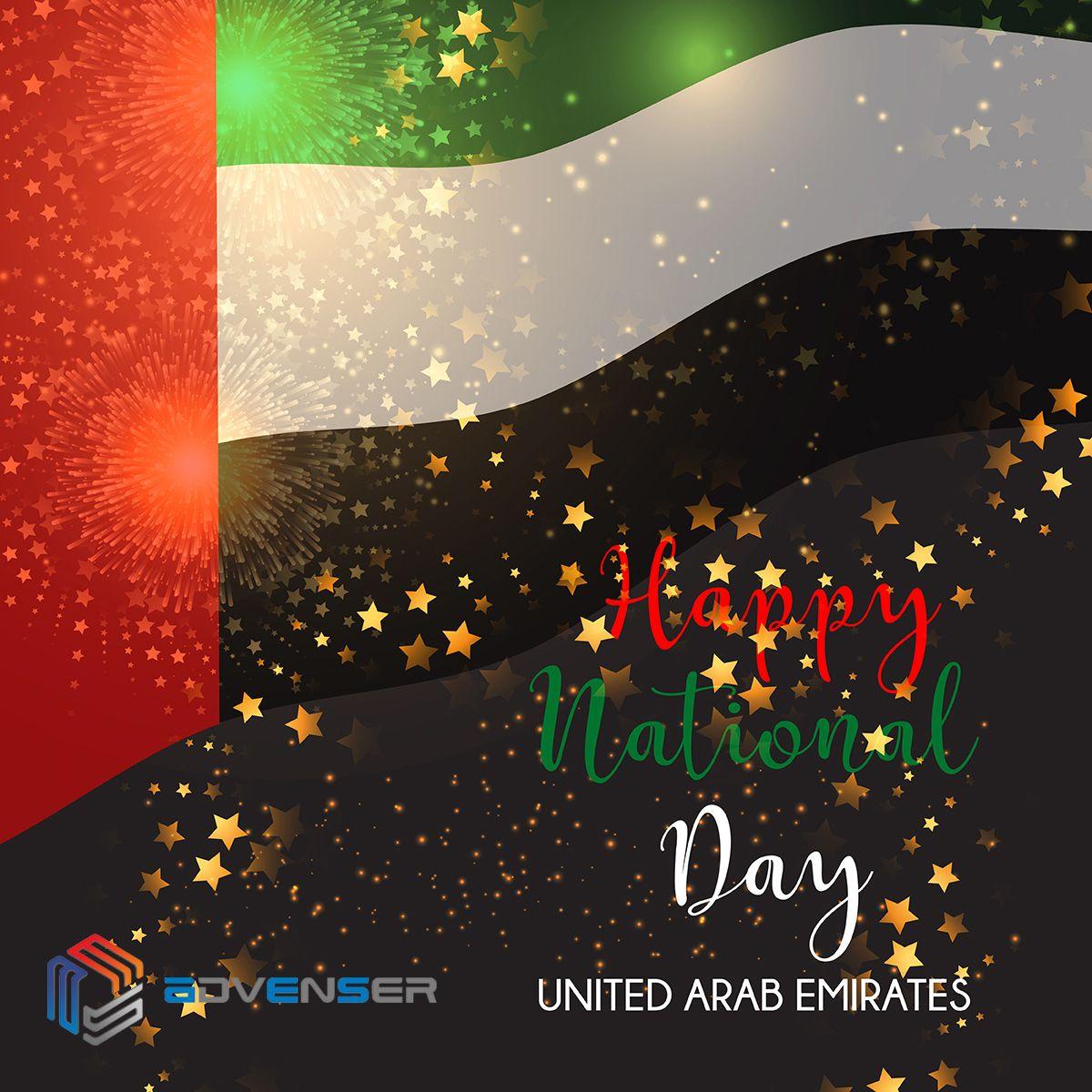 Happy UAE National Day! #UAENationalDay #UAENationalday48  #NationalDay #UAE #December2 #UAEFlag