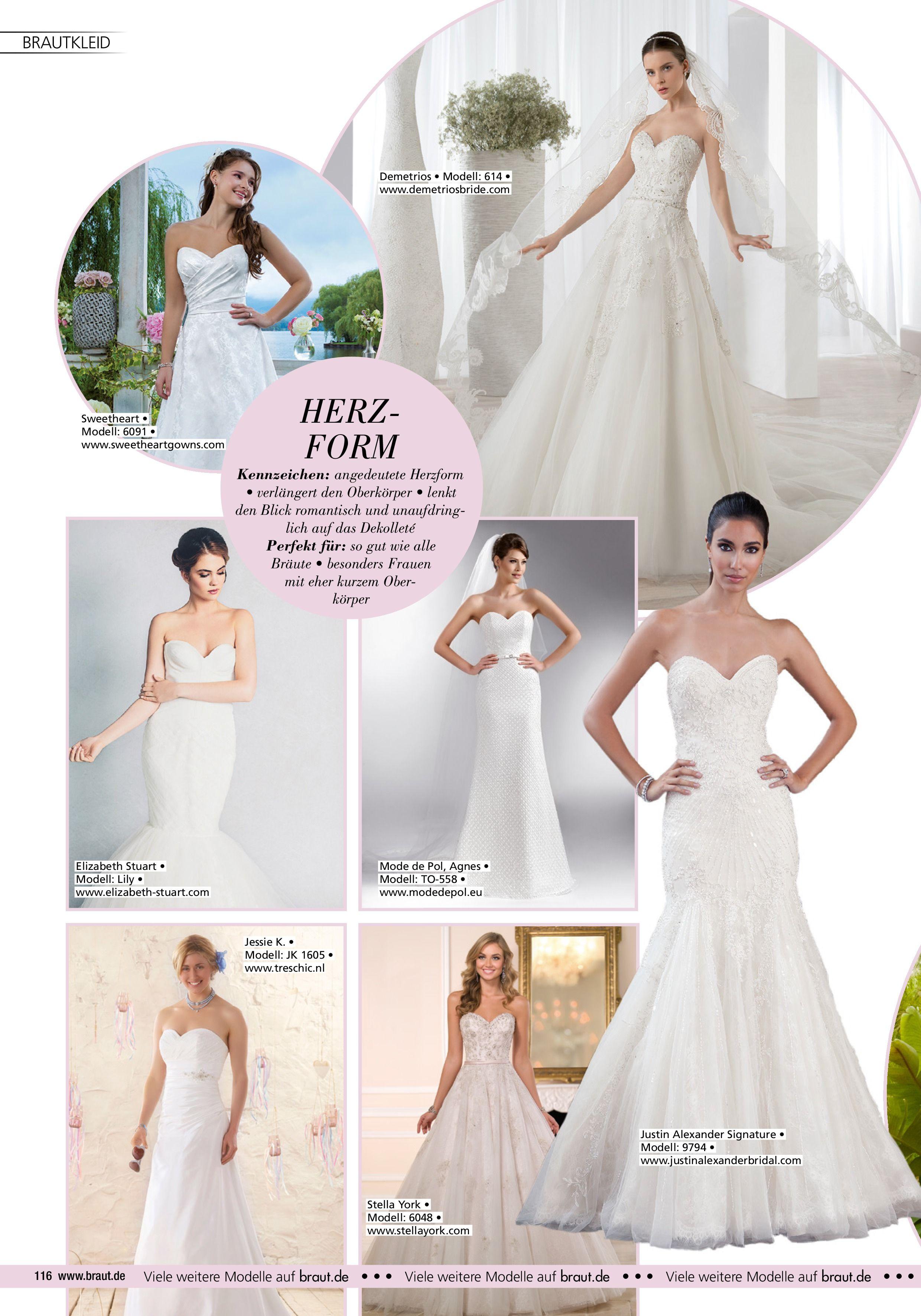 Magazin Mein Brautkleid - Brautkleider, festliche Kostüme, Roben ...