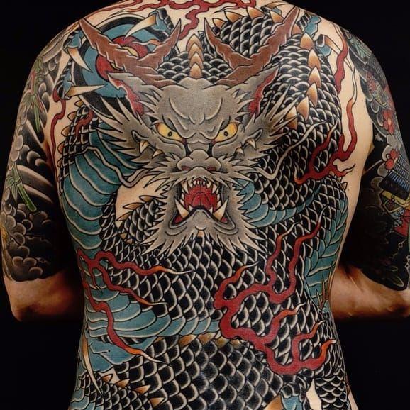 A Guide To The Mythological Creatures Of Japanese Irezumi Japanese Tattoos For Men Japanese Tattoo Irezumi