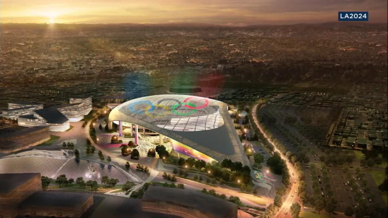 2024 Olympics: International Olympic Committee visits LA to tour potential venues