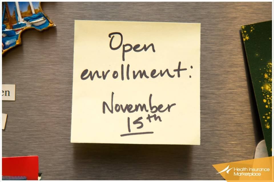 Healthcare countdown: Get ready to get covered or stay covered starting Nov. 15 | Eclectablog