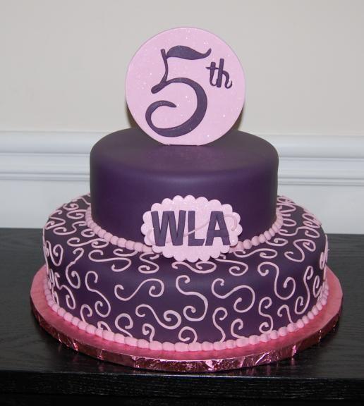 Th anniversary cake idea ideas