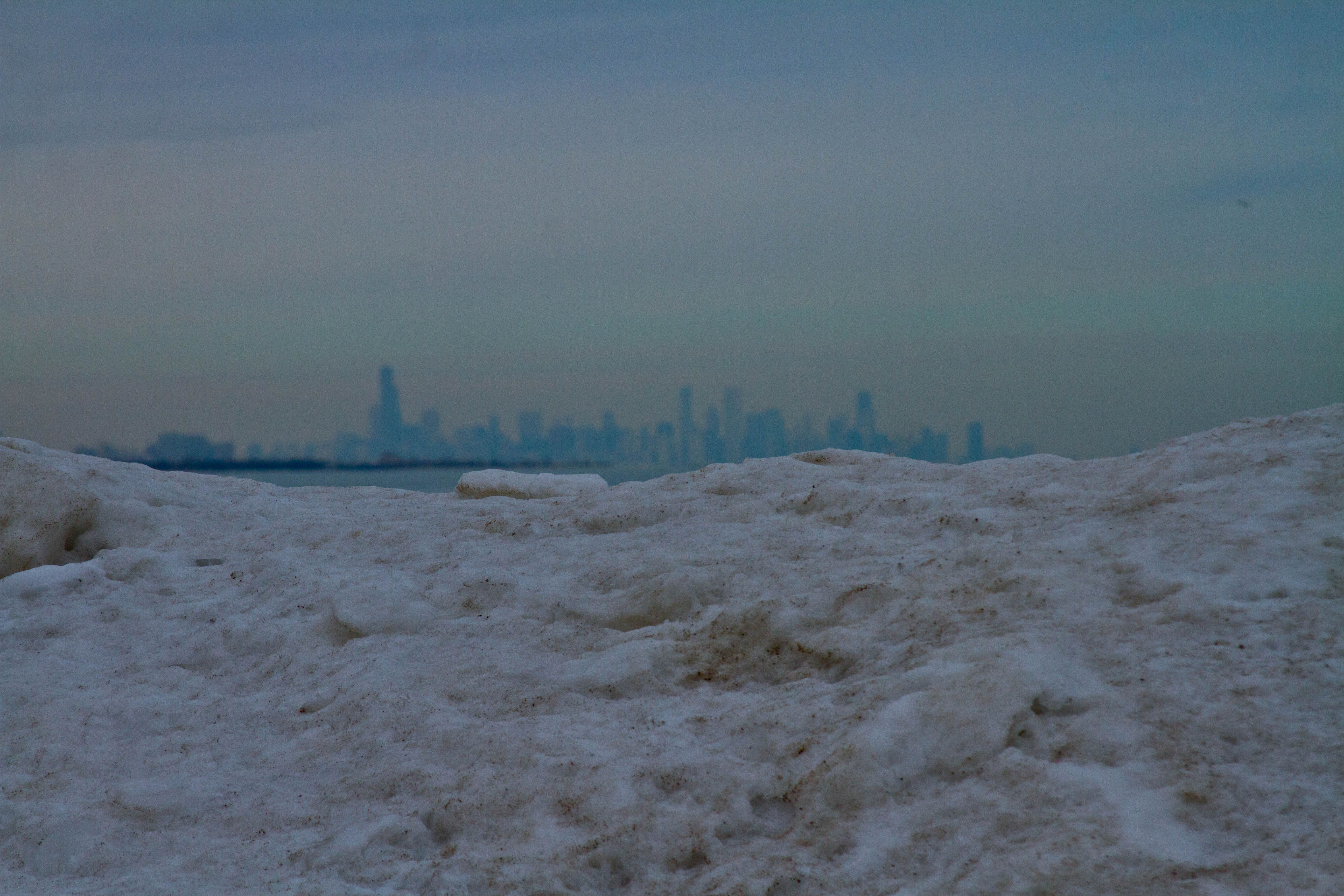 "Vote for Michelle Bonadurer's photo in the Dream Town ""Chicago In Winter"" Contest- Most Votes wins $1000!"