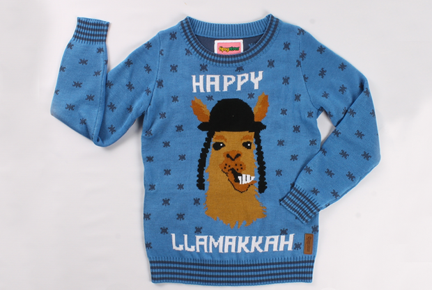 Delight and disturb your family members with one of these impossibly silly sweaters.