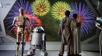 Image result for happy new year star wars