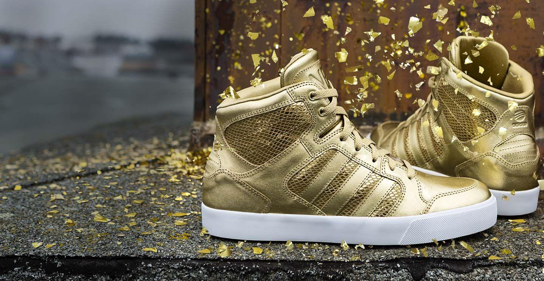 Adidas Neo Gold