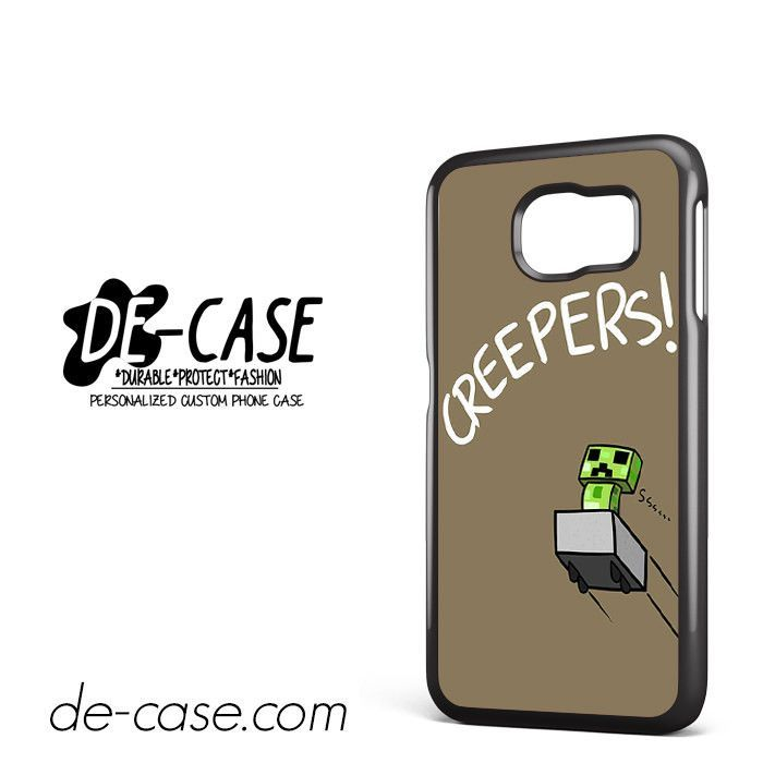 Creepers Minecraft Game DEAL-2852 Samsung Phonecase Cover For Samsung Galaxy S6 / S6 Edge / S6 Edge Plus