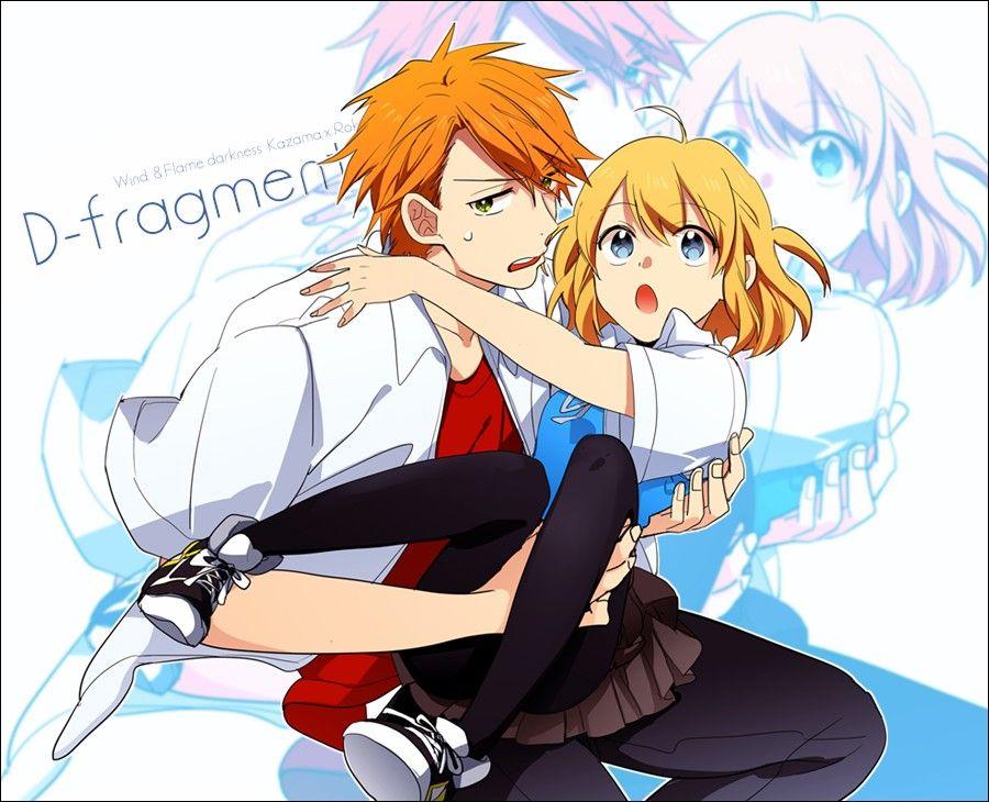 D frag image by Ptv Saori on DFrag Anime, Anime images