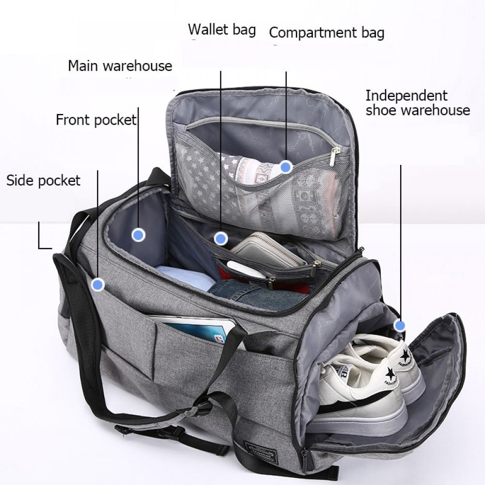 Bag Backpack High Capacity Sports Backpacks,Laptop Bag Gym Bag Small Travel Bag for Women and Men
