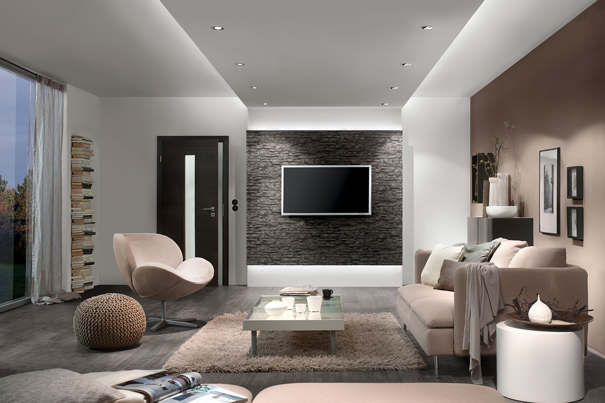 wie viele lampen werden ben tigt um einen raum auszuleuchten wie viele einbaustrahler sollten. Black Bedroom Furniture Sets. Home Design Ideas
