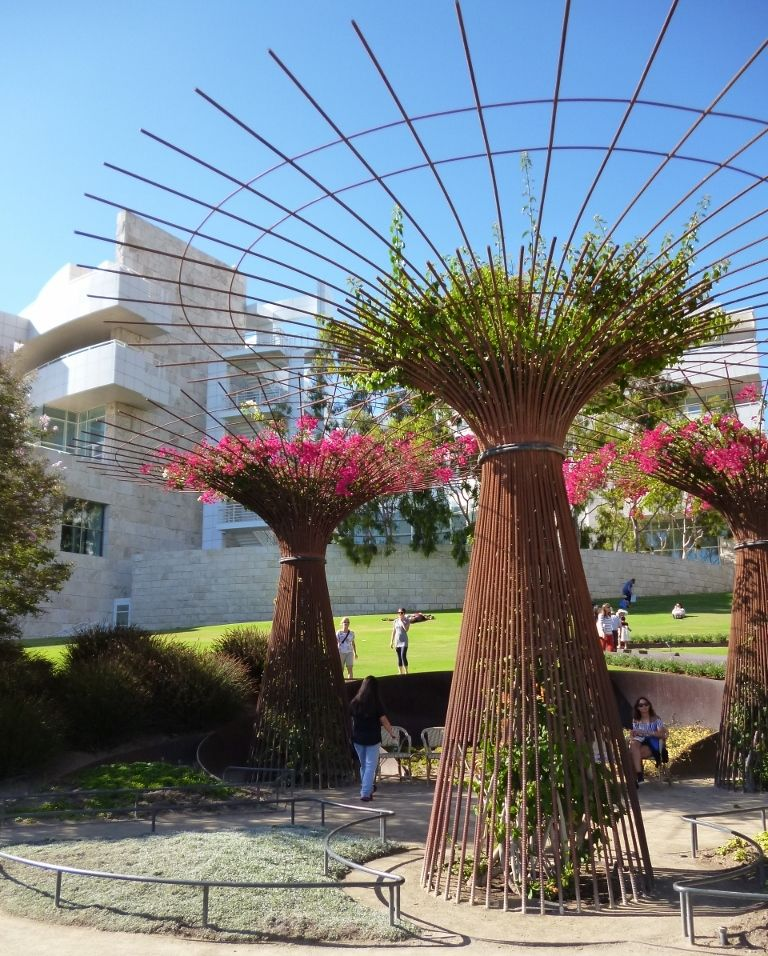 World Class art galleries in Los Angeles area include the Getty Centre, LACMA (Los Angeles County Museum of Art) and the Huntington Gallery (Pasadena) - visited these galleries in September 2014