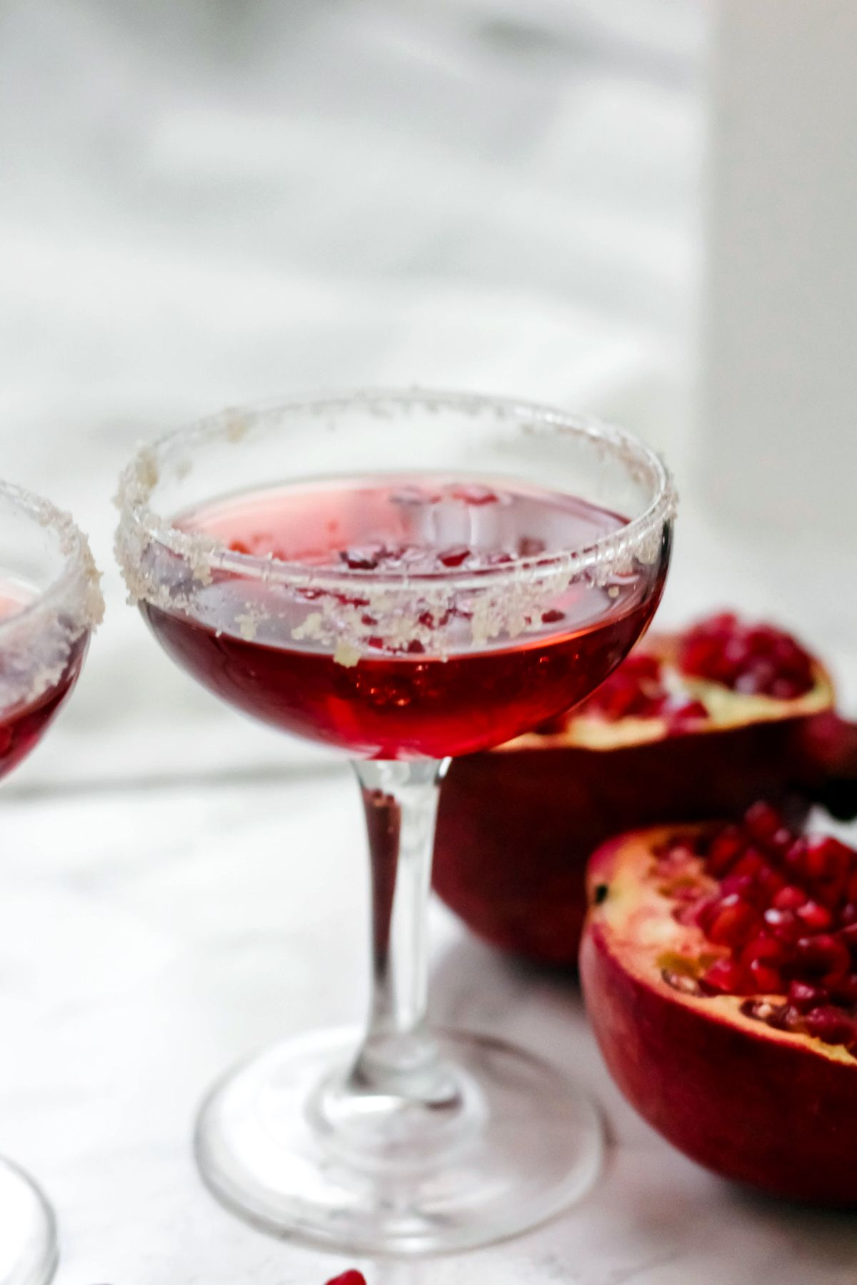 Sparkling Pomegranate Ginger Prosecco Cocktail Recipe Coctails Recipes Delicious Drink Recipes Liquid Lunch
